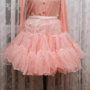 Classical Puppets - A-Line Petticoat I - Pink